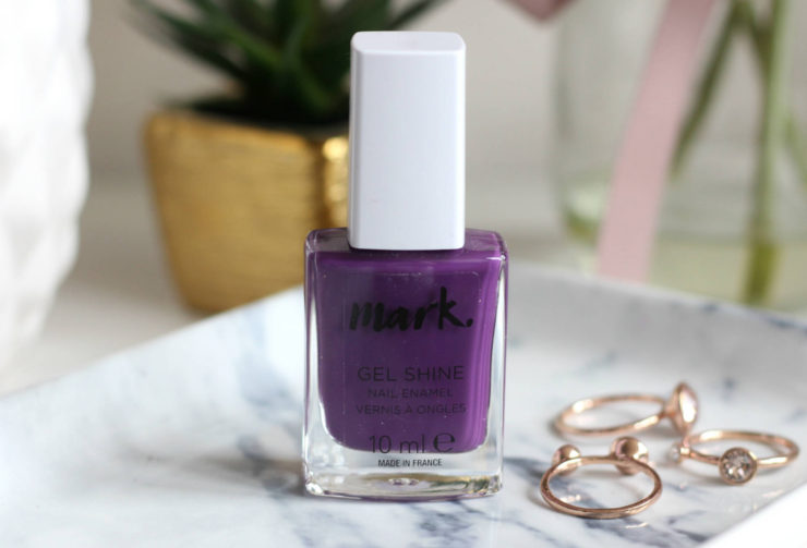 #MakeYourMark purplicious