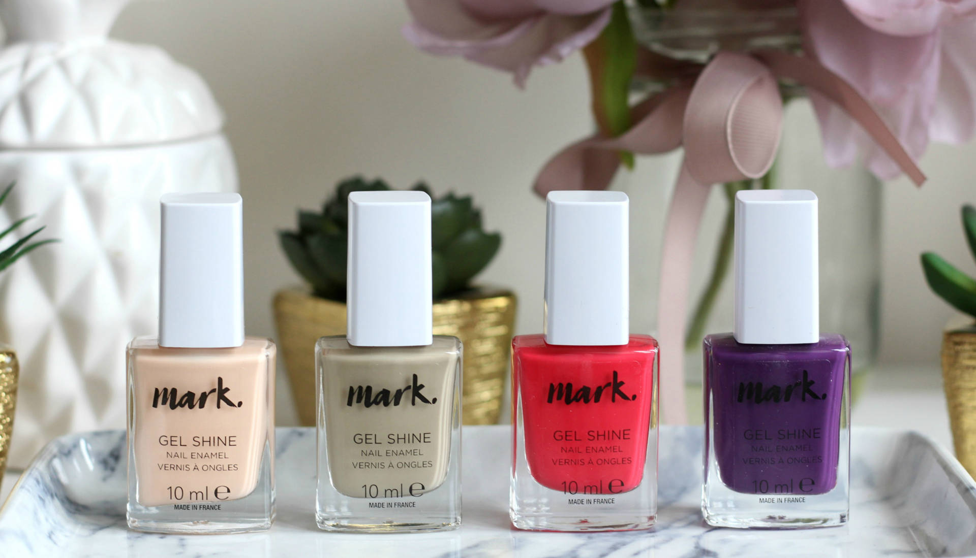 #MakeYourMark with these new nail releases from Avon