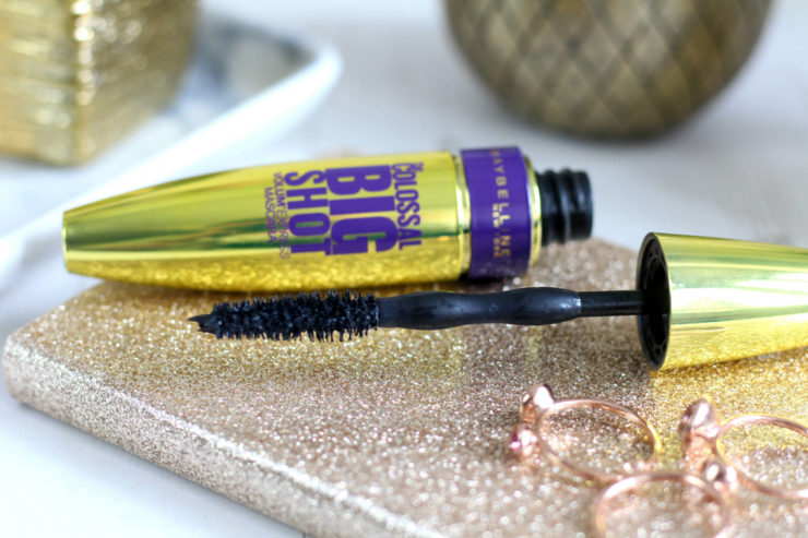 Maybelline The Colo0ssal Big Shot Volume Express Mascara
