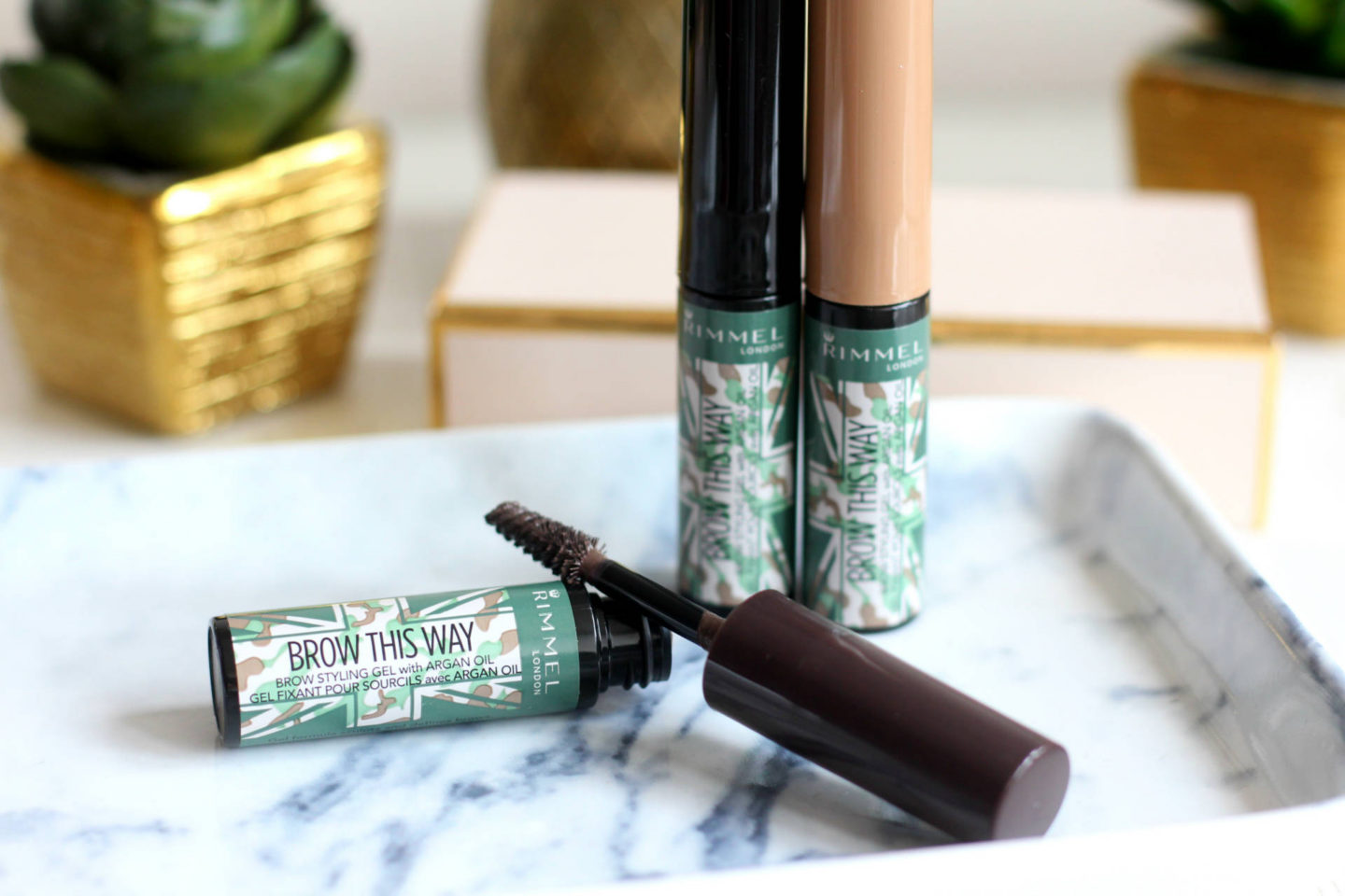 Rimmel Cara Camo Limited Edition Collection