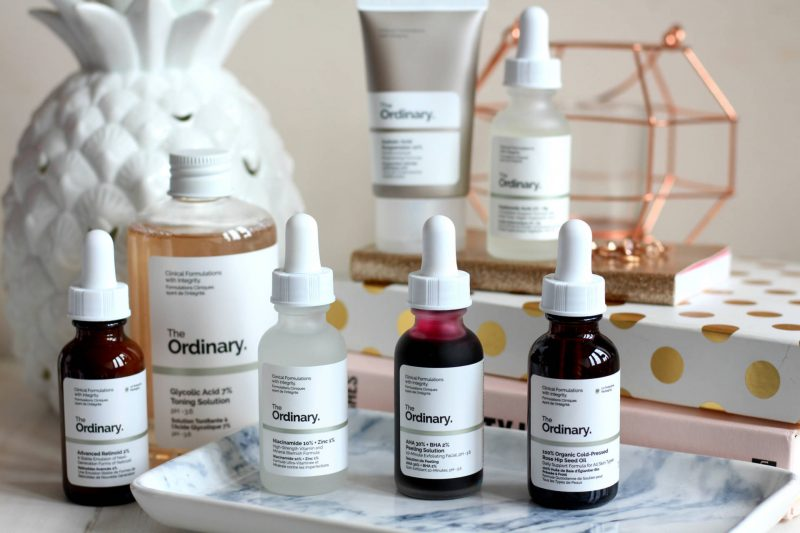 The anything but ordinary skincare