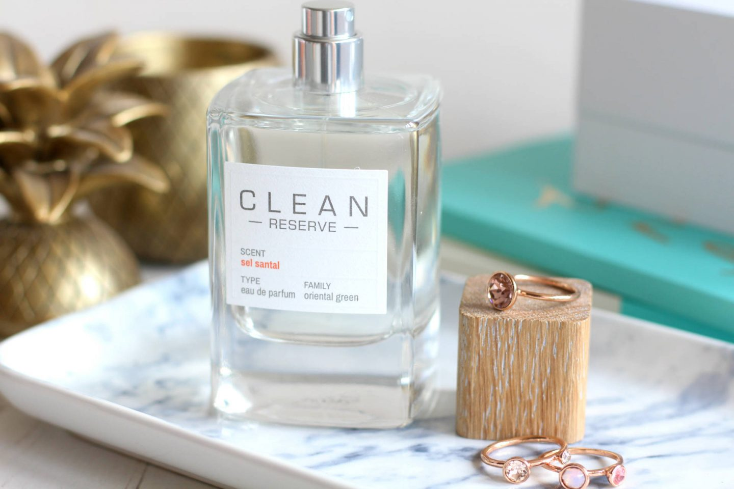 Finding a signature scent with CLEAN Reverse