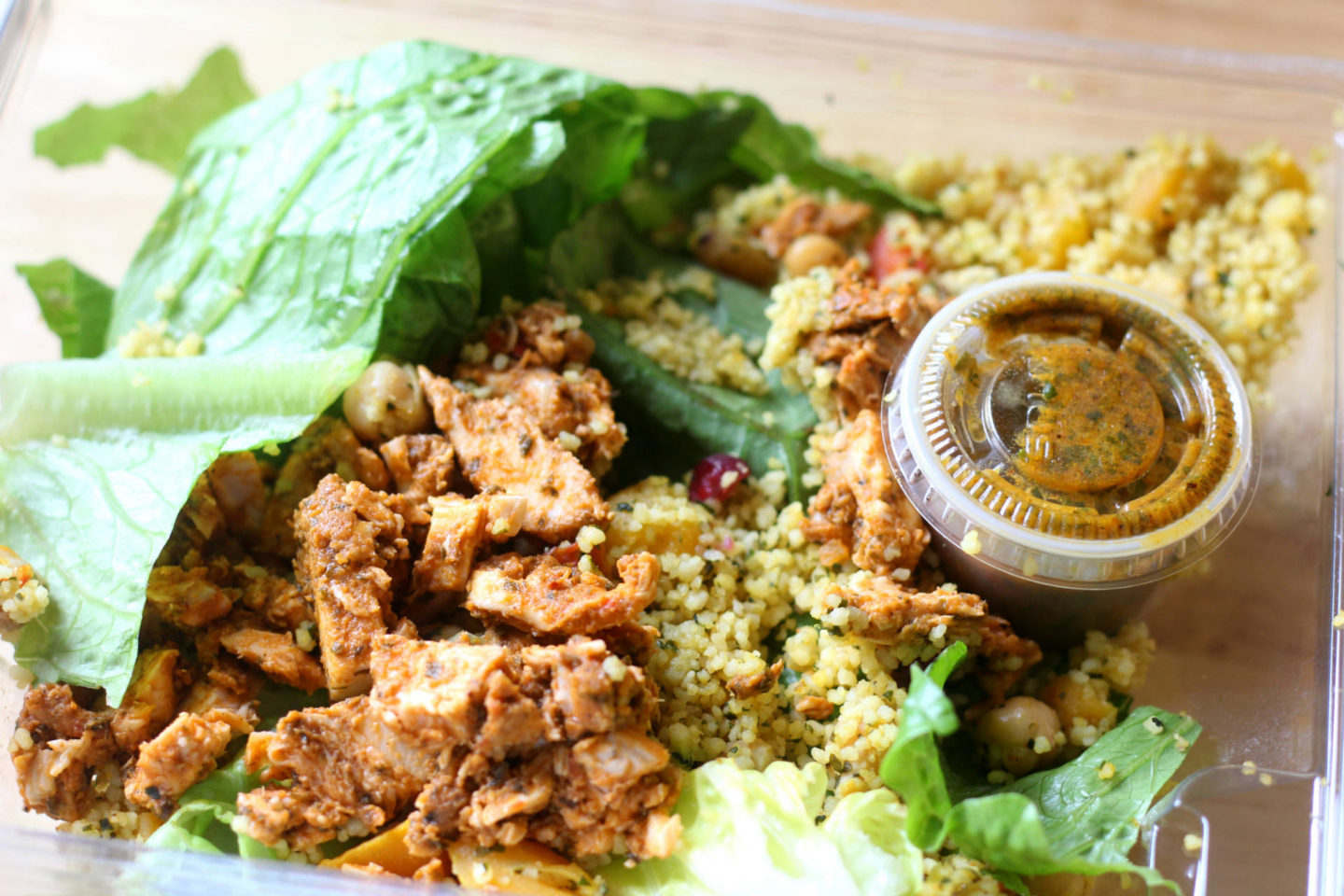 Boots Moroccan Style Chicken Couscous Salad