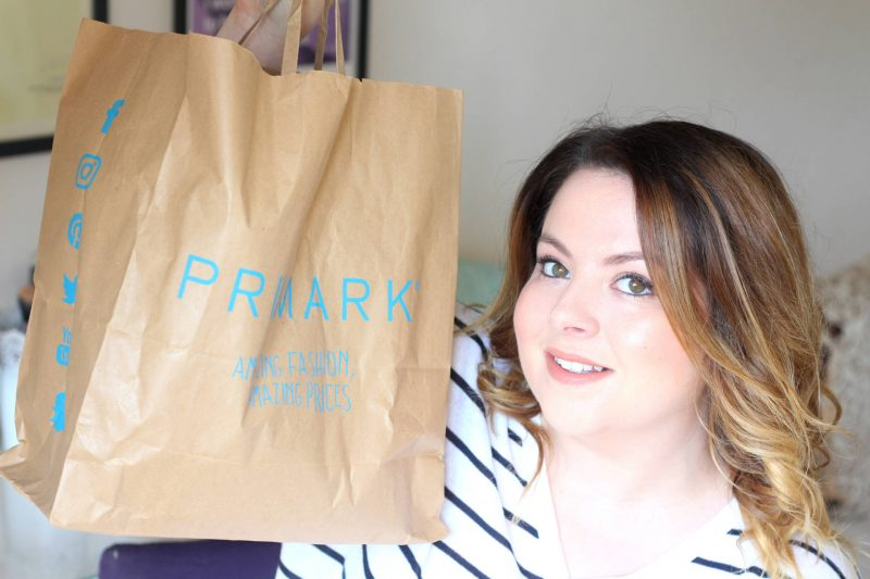 Back in the YouTube game and a Primark Haul!