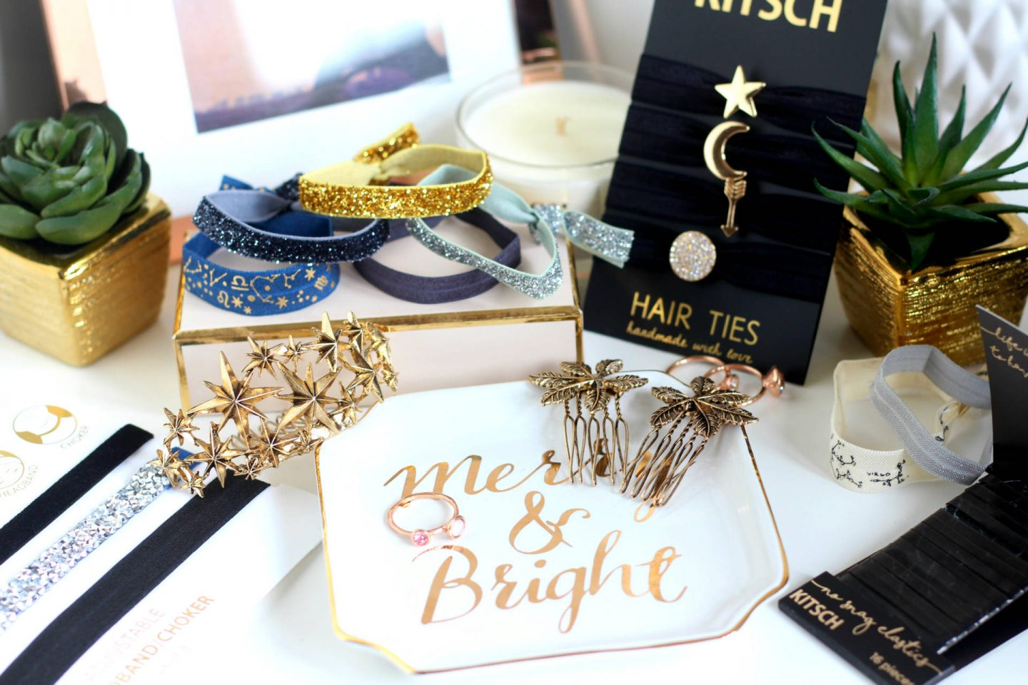 Upping the glam with Kitsch