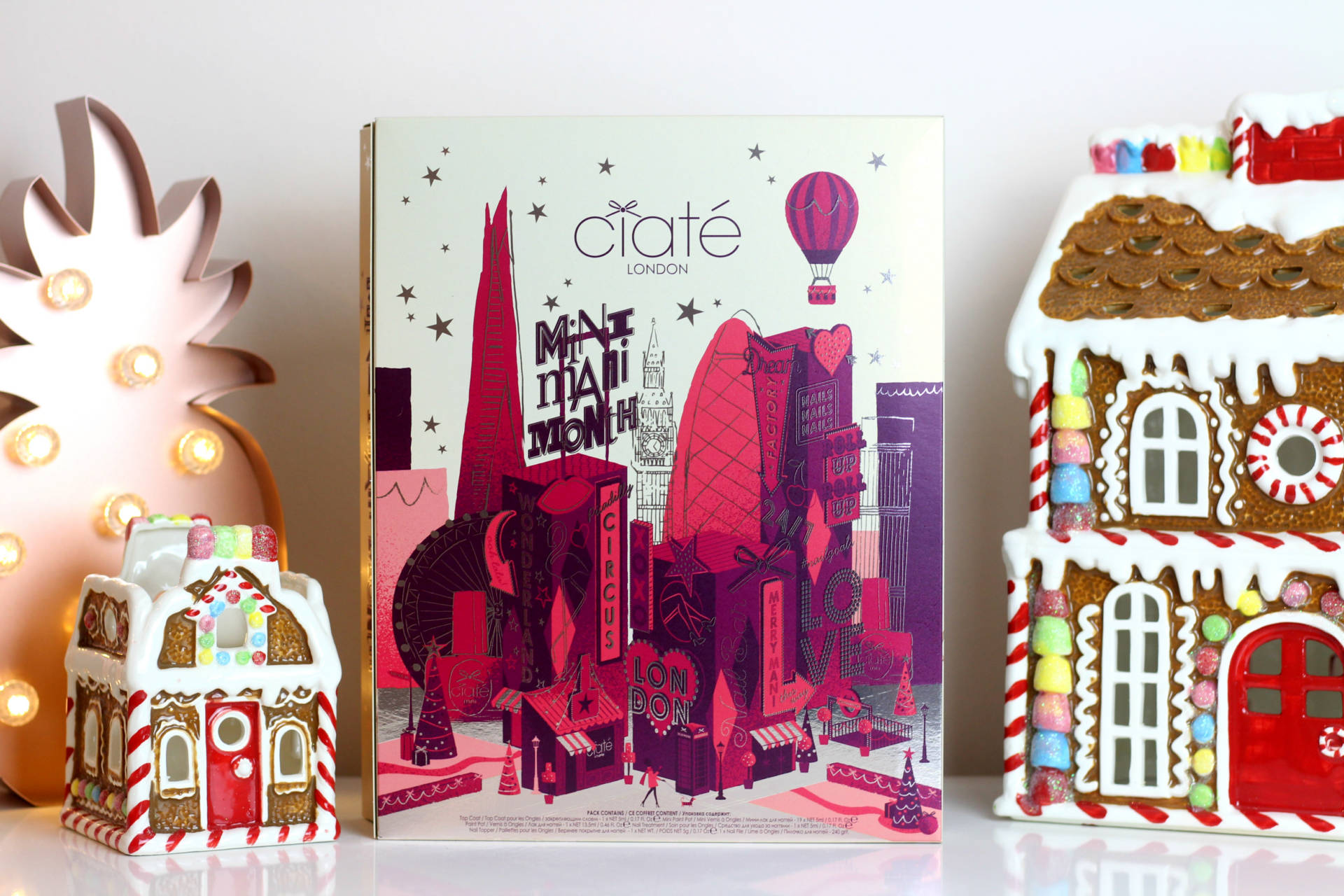 Ciaté London Mini Mani Month Advent Calendar