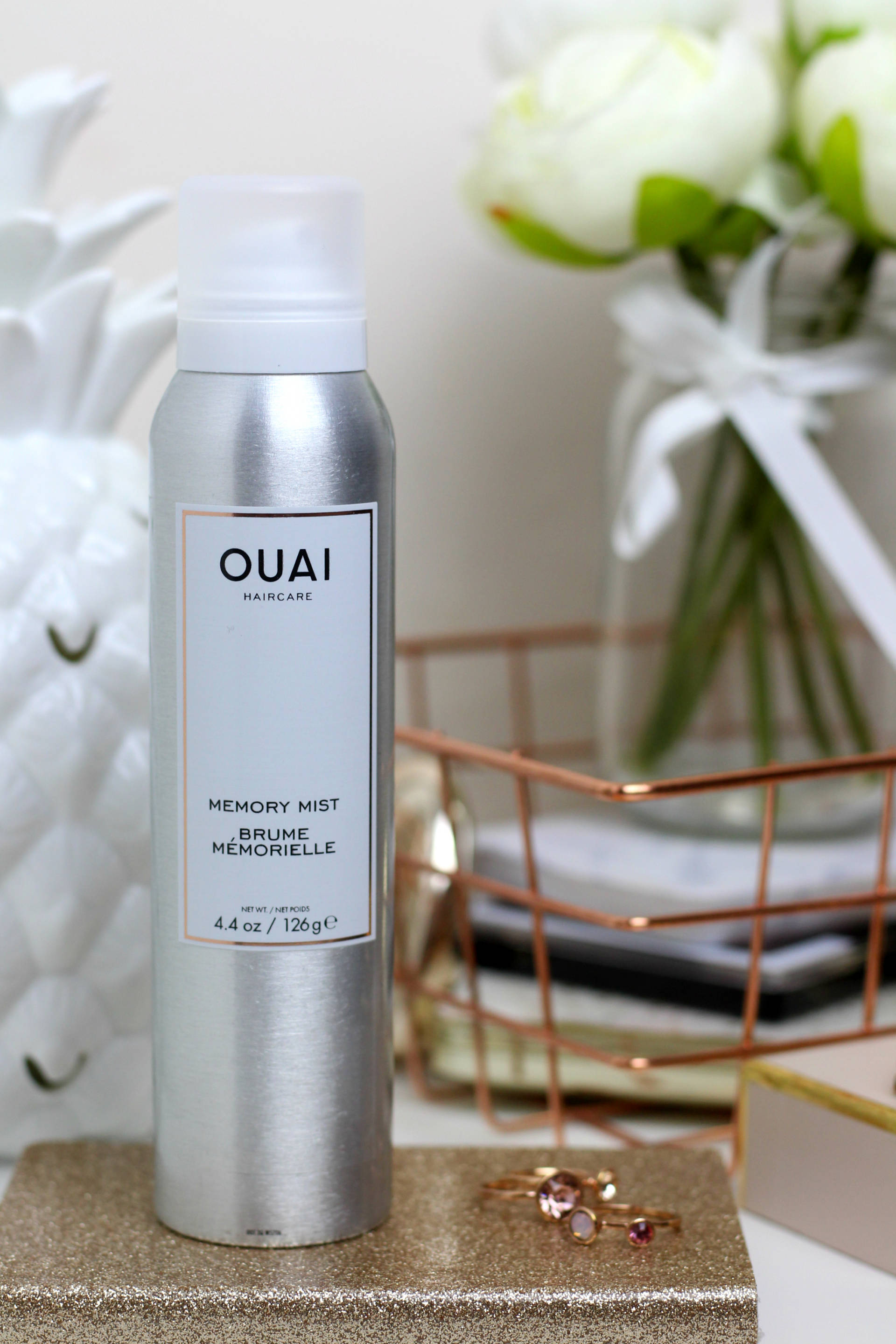 Four reasons why you need the OUAI Memory Mist in your life