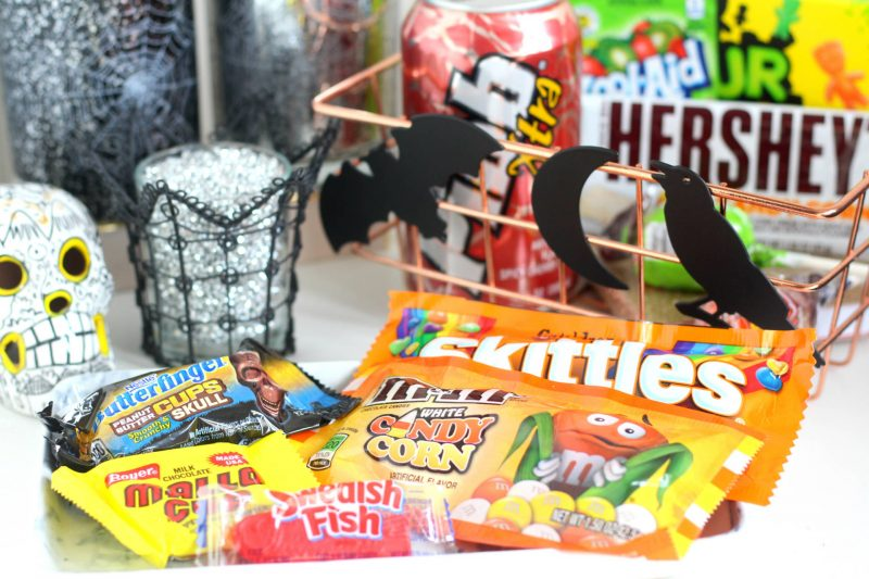 Getting Halloween ready with American candy from Taffy Mail