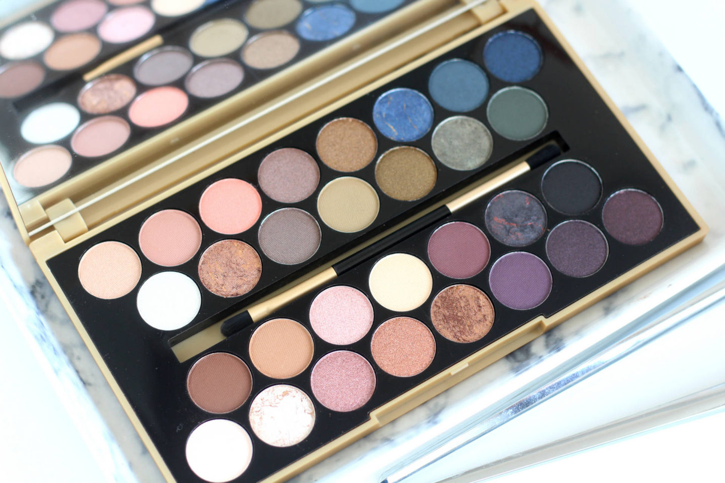 drugstore eyeshadow palettes to try this Autumn