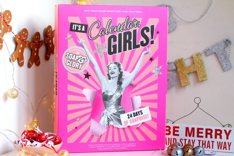 Soap & Glory It's a Calendar Girls