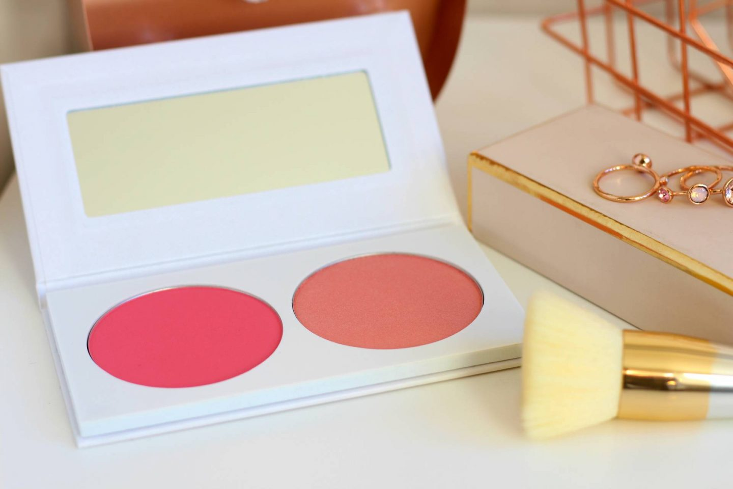 XIP Professional Pink Satin Blissful Blusher