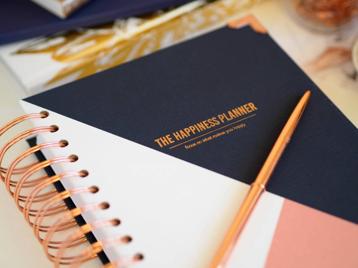 Finding happiness with the Happiness Planner
