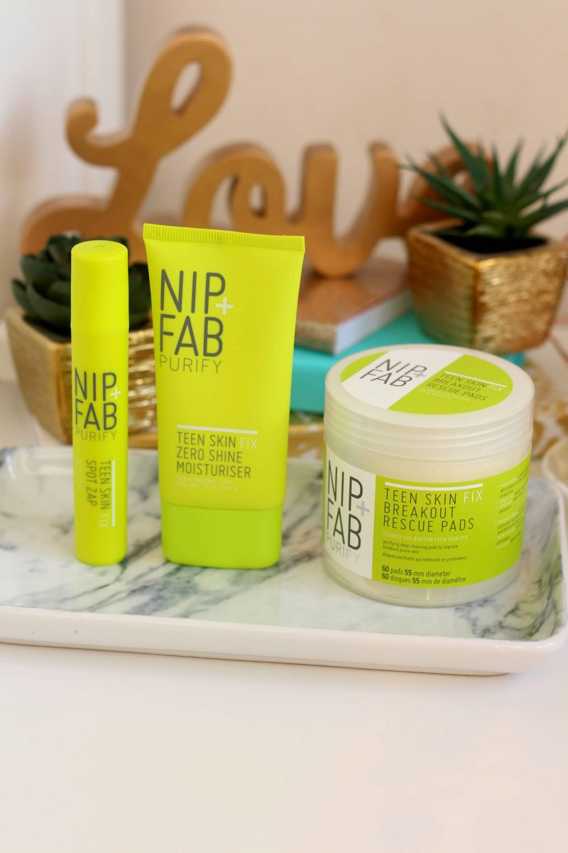 Three to try from Nip + Fab