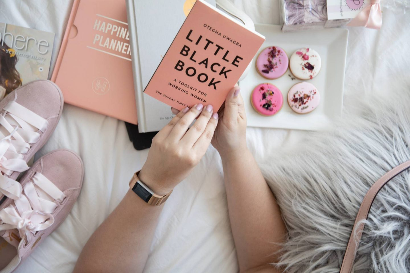 What the little black book: A toolkit for working women taught me