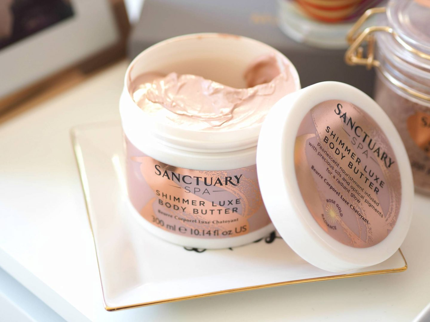 Getting a winter glow with Sanctuary Spa