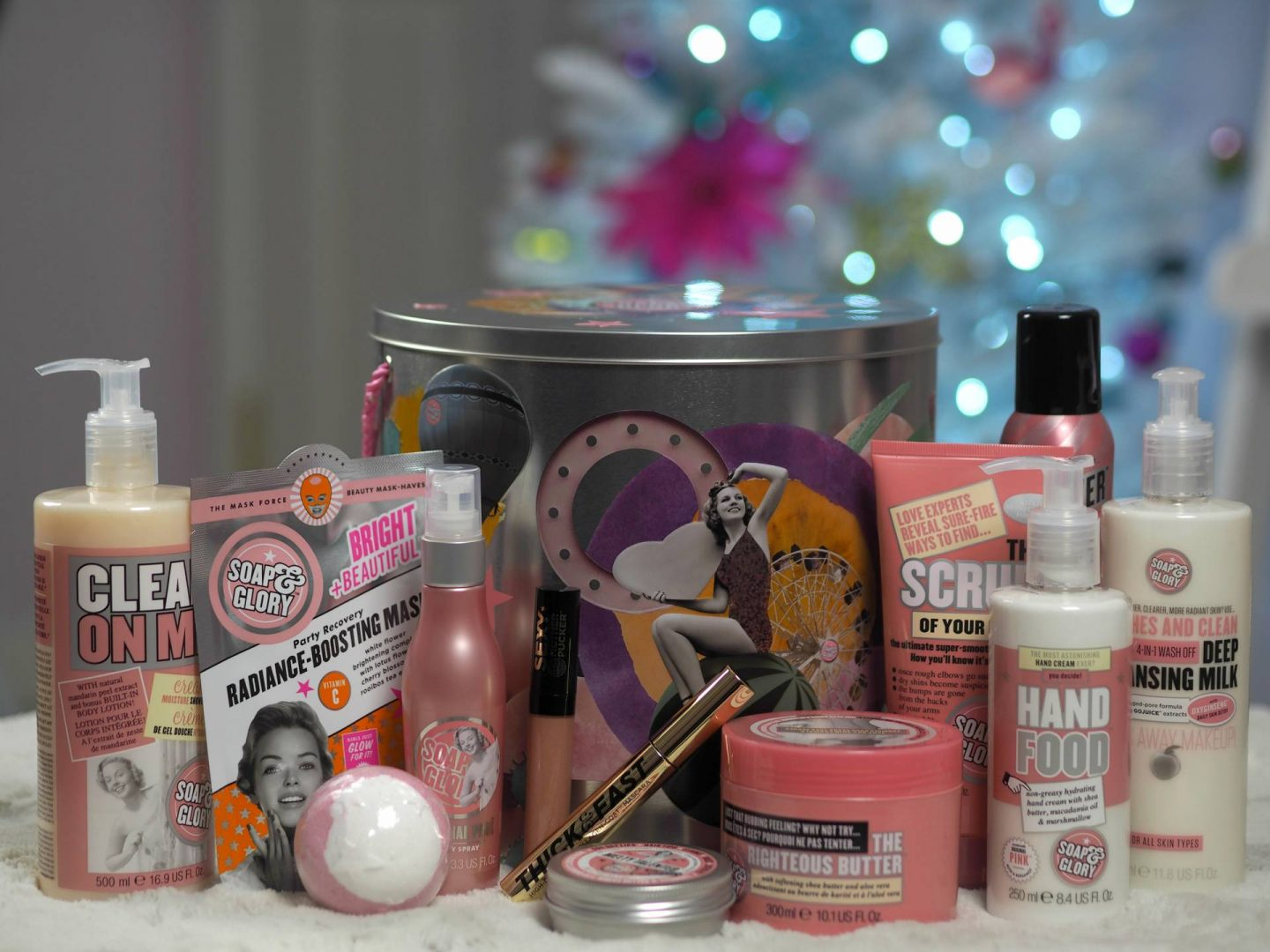 Soap & Glory Boots Star Gift 2018